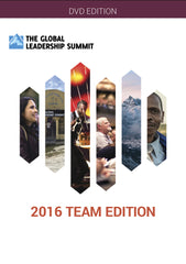 The Global Leadership Summit 2016 Team Edition on DVD