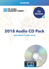 The Global Leadership Summit 2018 Audio Pack on CD