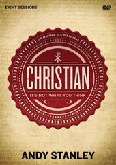 Christian: A DVD Study: It's Not What You Think