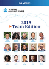 The Global Leadership Summit 2019 Team Edition on DVD