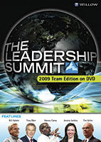The Global Leadership Summit 2009 Team Edition on DVD