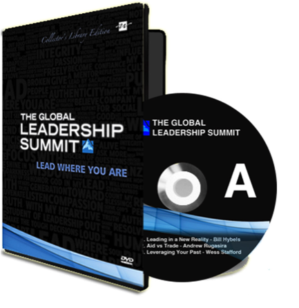 The Leadership Library Set of DVD's