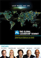 The Global Leadership Summit 2010 Team Edition on DVD