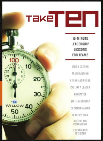 Take Ten - 10 minute Leadership Lessons for Teams Volume 1