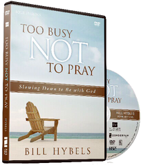 Too Busy Not to Pray - DVD