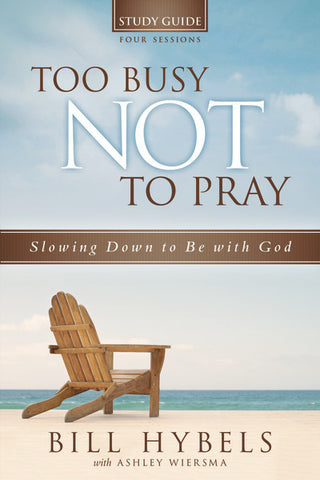Too Busy Not to Pray - PG