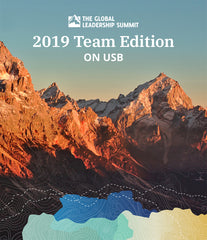 The Global Leadership Summit 2019 Team Edition on USB