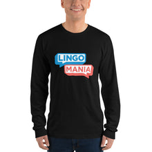 Lingomania Long Sleeve Shirt (unisex)