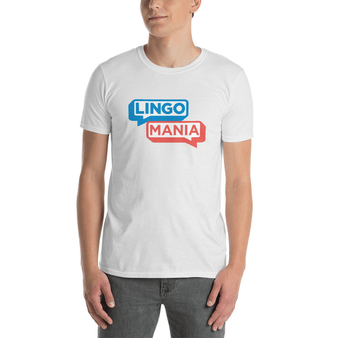 Lingomania Short-Sleeve Unisex T-Shirt