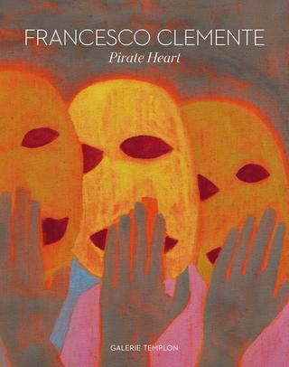 Francesco Clemente - Pirate Heart