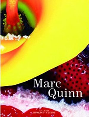 Marc Quinn, Premier catalogue en France