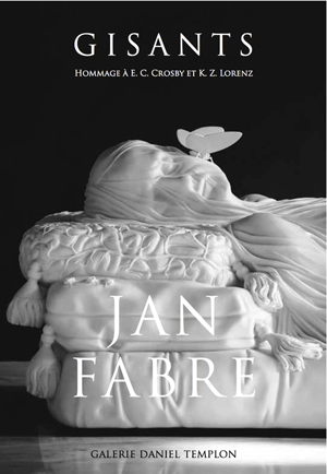 Jan Fabre,  Gisants
