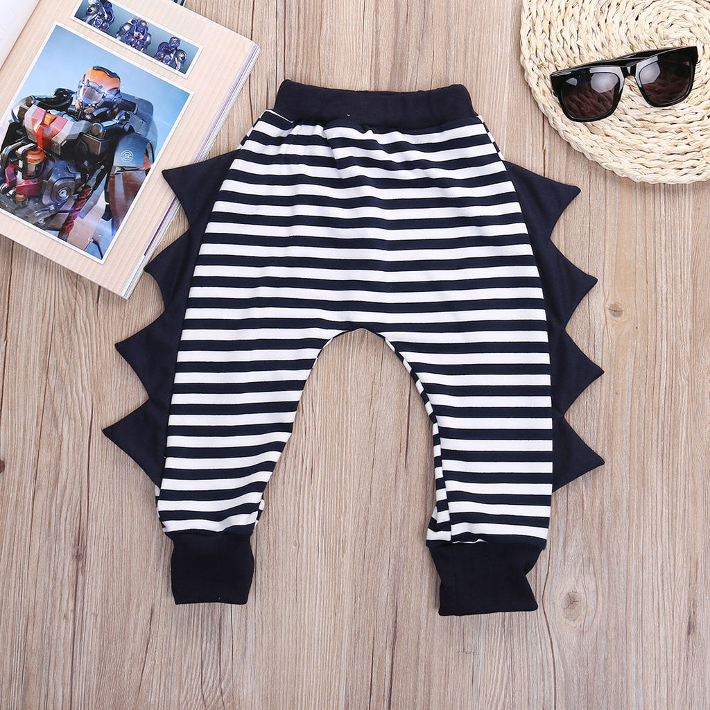 S-949 Boy's Casual Pants Size 12M-4T