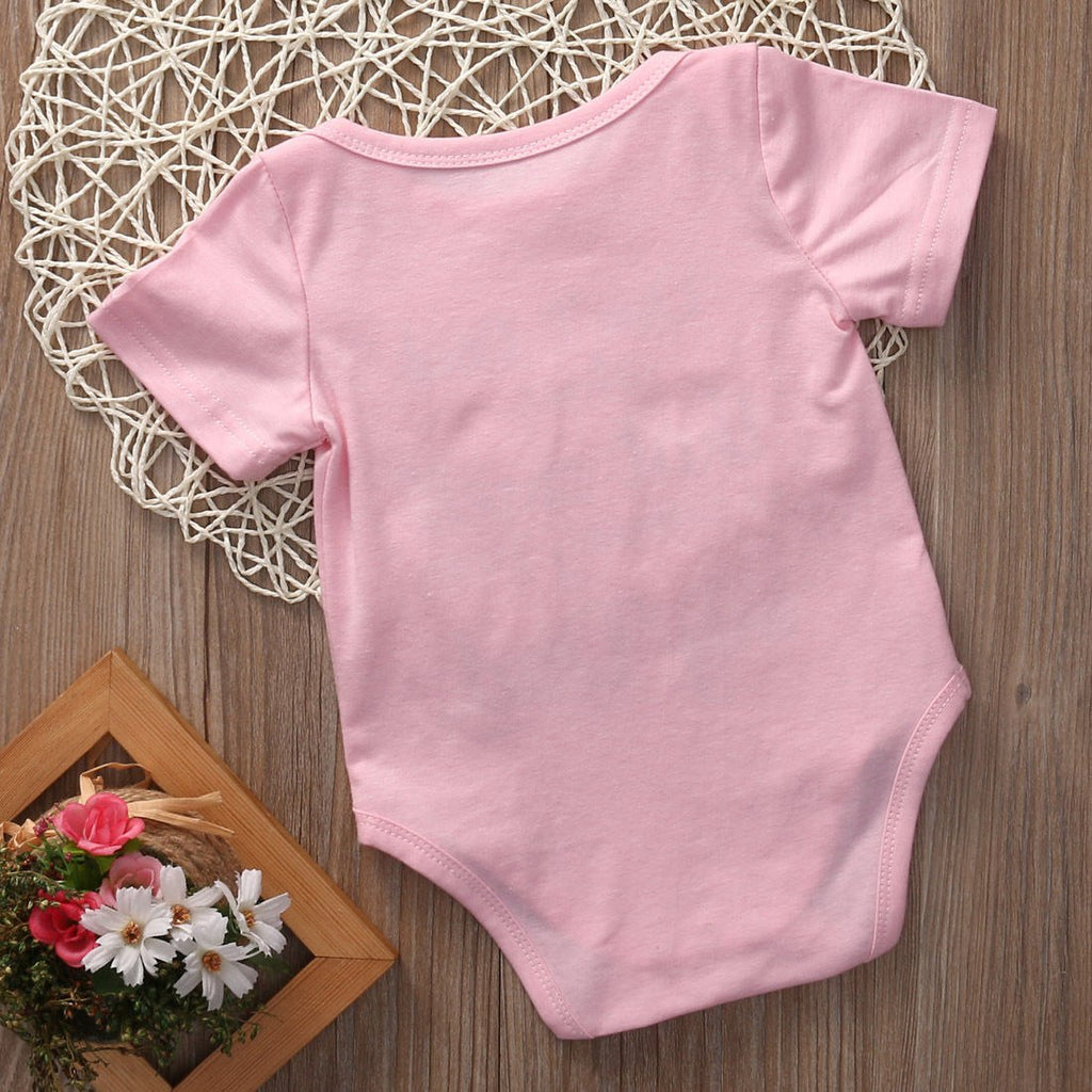 S-062 Baby Girl's One piece Size 3M-18M