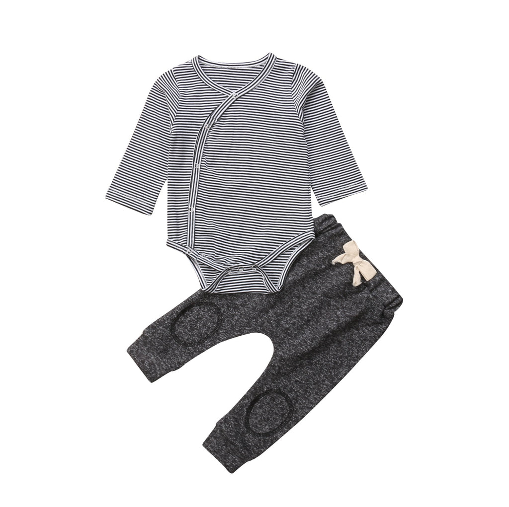 S-1920 Baby Boy 2 PCS Set Size 6M-24M