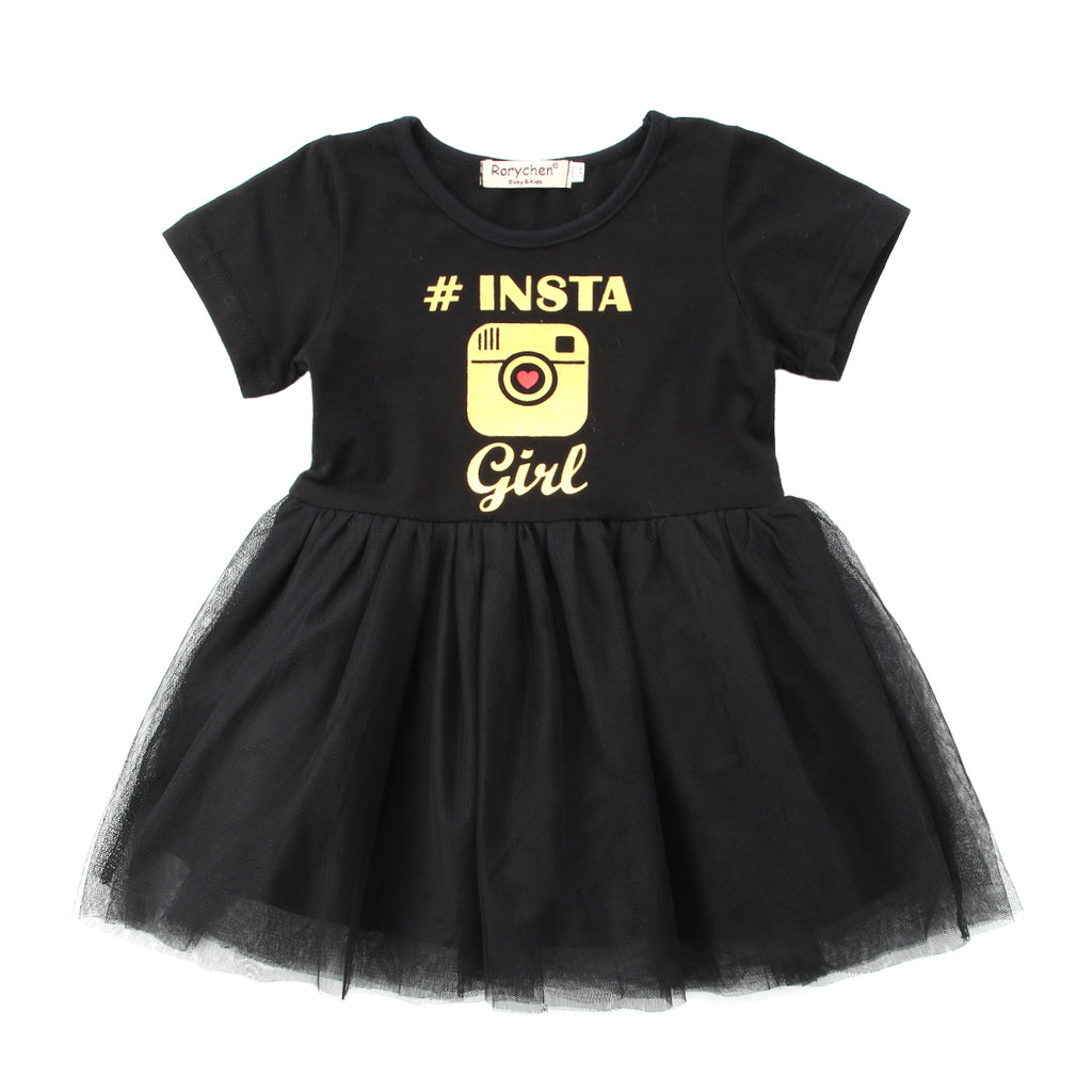 D-895 Insta Girl  Lace Dress Size 18M-4T