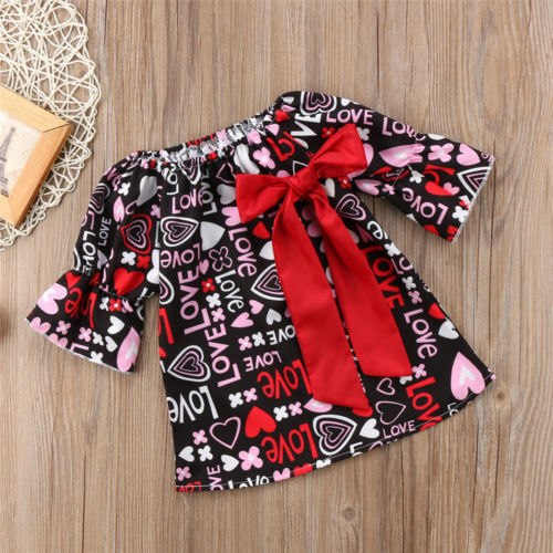 S 478 Valentine S Day Girl S Dress Size 18m 5t Ohioboutiqueimporter