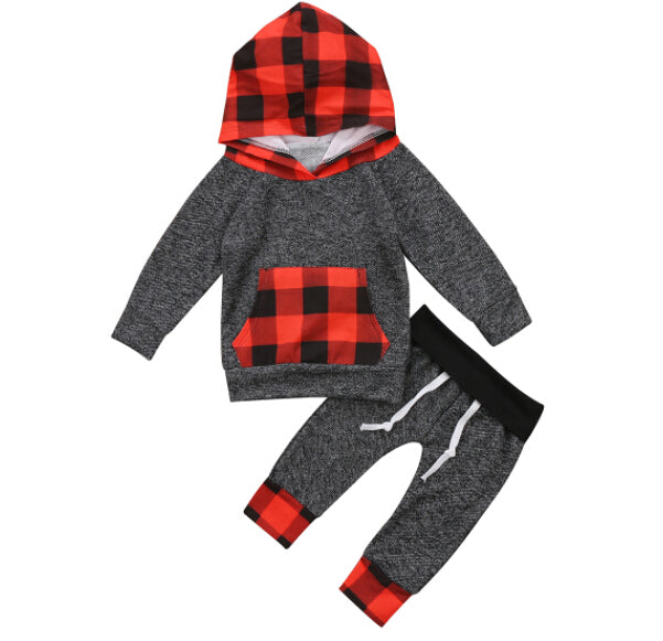 S-1038 Boy's 2 PCS Set Size 6M-5T