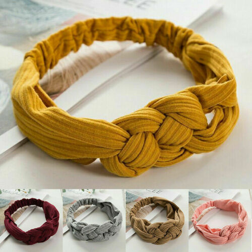 SH-091 Women's Twist Knot Headband