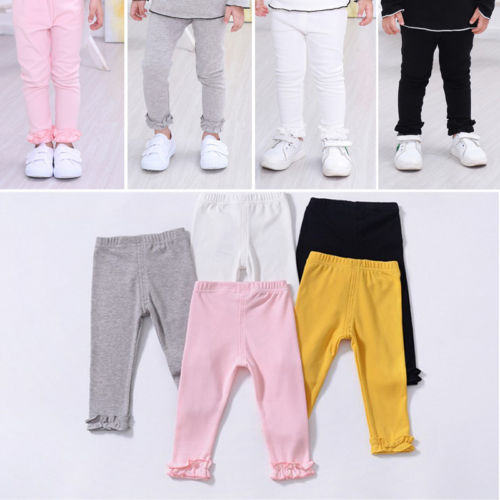 S-1761 Girl's  Leggings Size 12M-5T