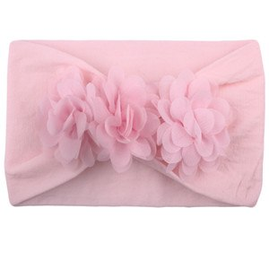 SH-037 Girl's Flower Headband 13 Colors