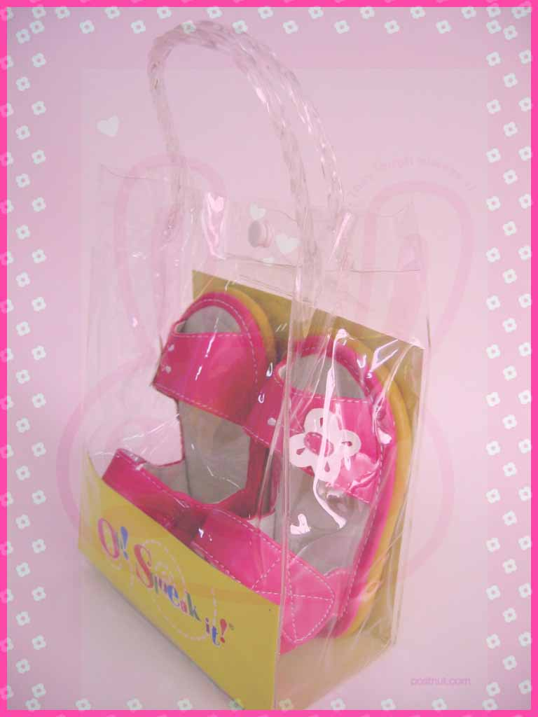 Gift Bag for Squeaky Shoes