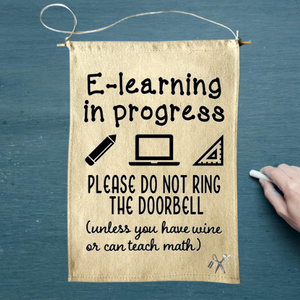 E-learning Canvas Banner