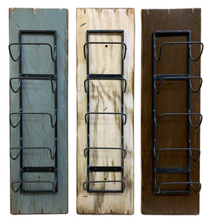 Decor -Wall, Wine, Coat Racks, Shelves