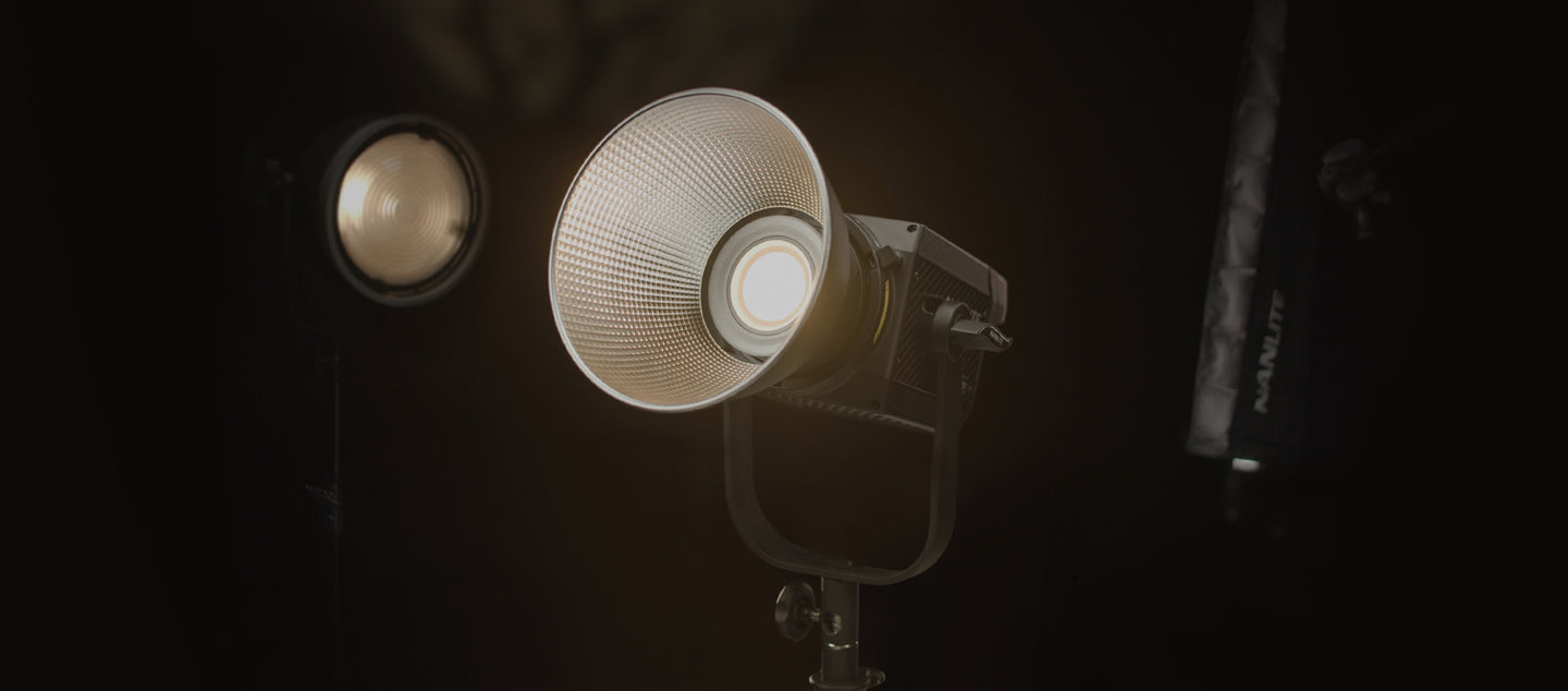 INTRODUCING THE FORZA 300B BICOLOR LED MONOLIGHT
