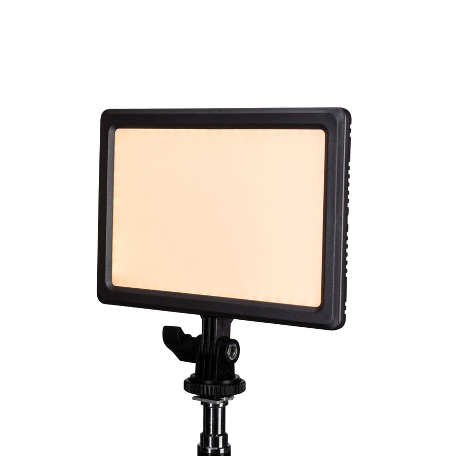 NanLite LumiPad 11 Dimmable Adjustable Bicolor Slim Soft Light AC/Battery Powered LED Panel