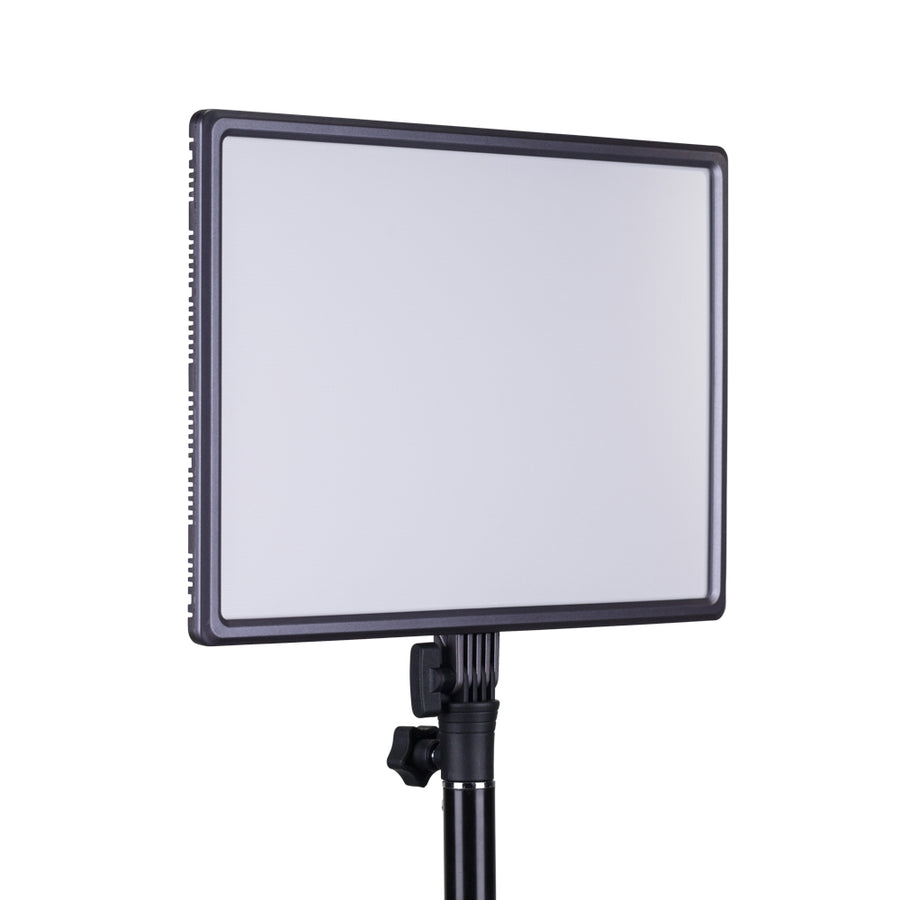 NanLite LumiPad 25 High Output Dimmable Adjustable Bicolor Slim Soft Light AC/Battery Powered LED Panel