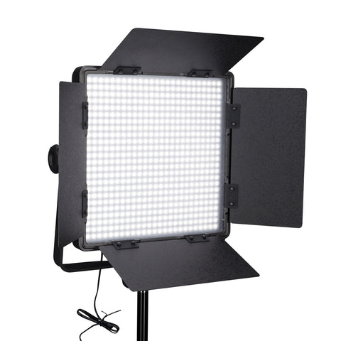 Nanlite 600DSA 5600K LED Panel with DMX Control