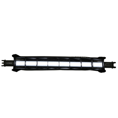 Nanlite Fabric Barndoors and Grid for Pavotube 15C LED Tubes