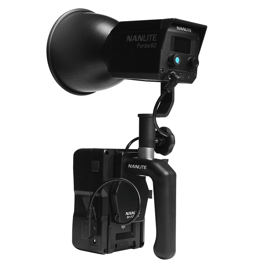 Nanlite Forza 60 V-Mount Battery Grip