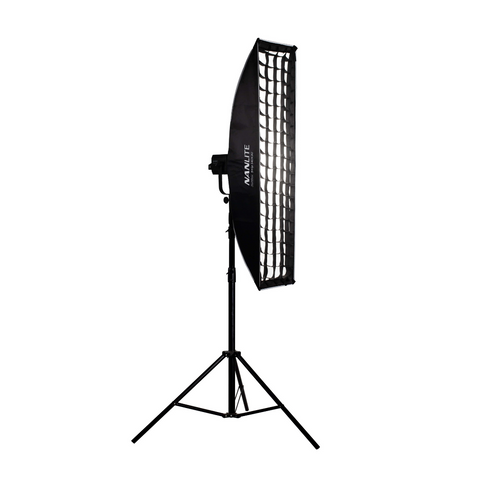 Nanlite Fabric Grid for Stripbank Softbox (12x55in)
