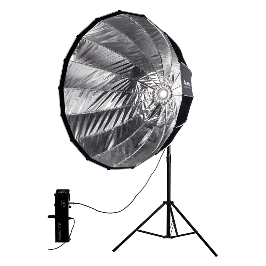 Nanlite Para 120  Quick-Open Softbox with Bowens Mount (47in)