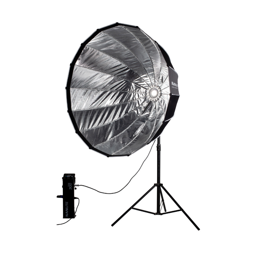 NanLite Para 120 Softbox with Bowens Mount (47in)