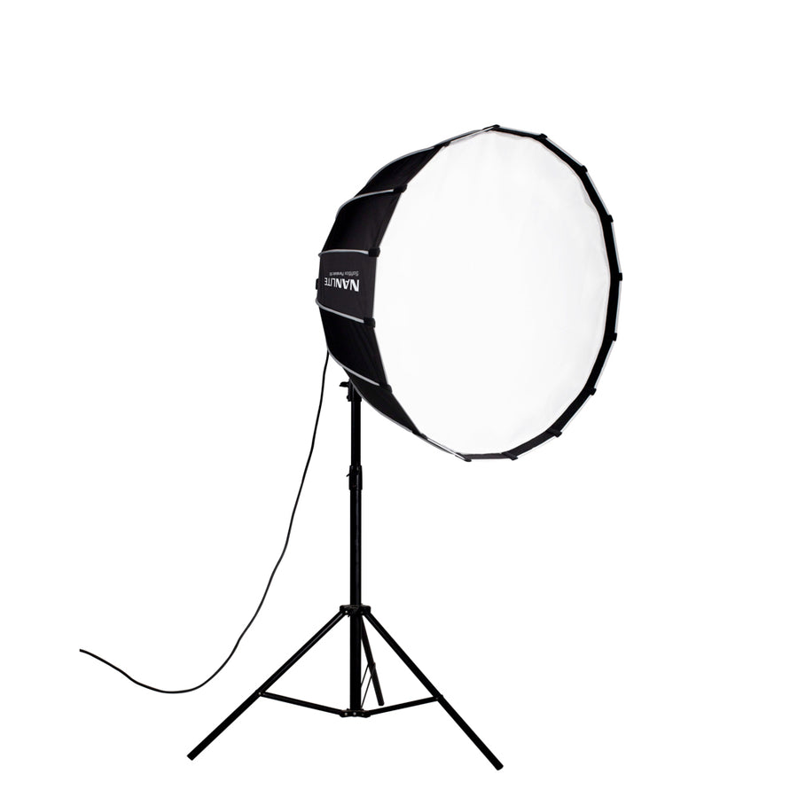 Nanlite Para 90  Quick-Open Softbox with Bowens Mount (35in)