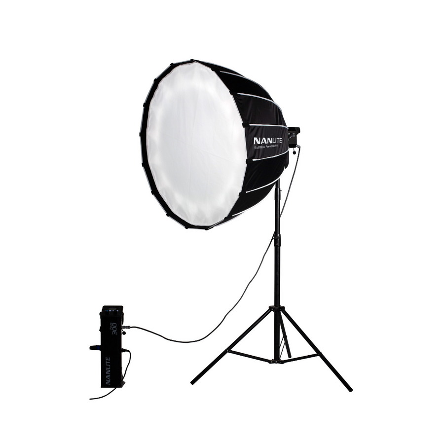 NanLite Para 90 Softbox with Bowens Mount (35in)