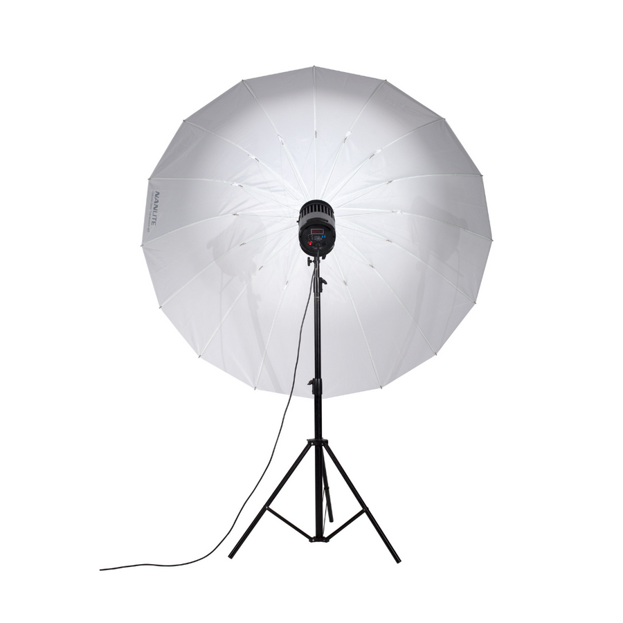 NanLite Translucent Deep Umbrella 165 (65in)