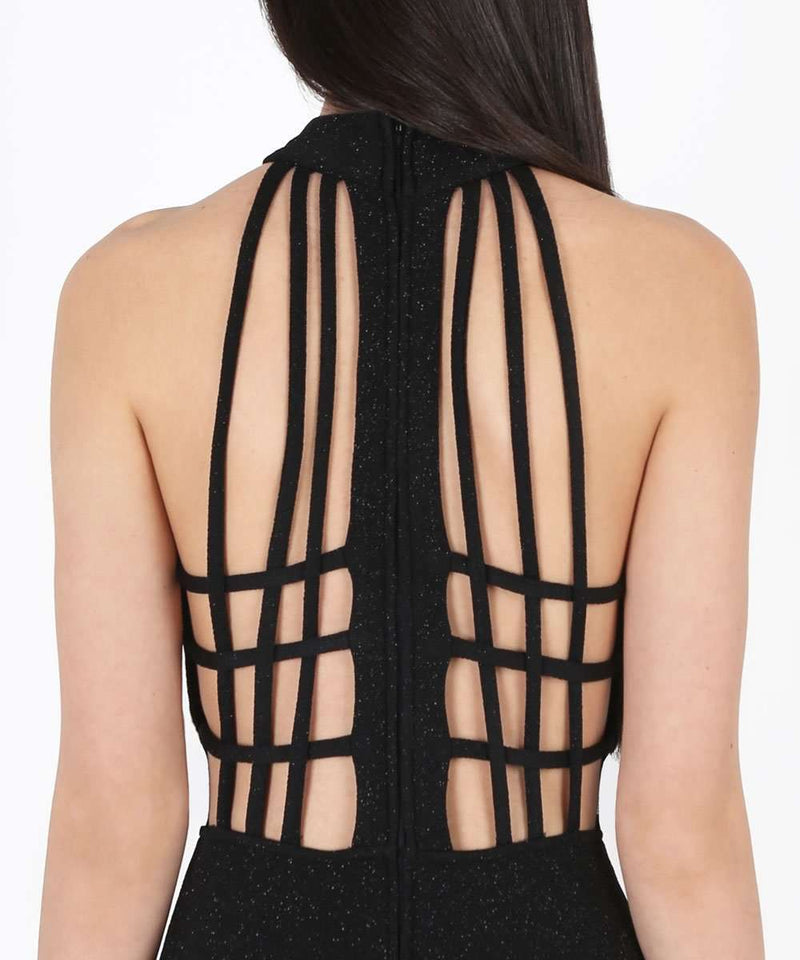 Avery Exclusive Strappy Back Dress