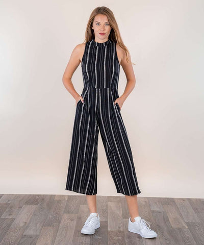 Mock This Way Jumpsuit-Jumpsuit-Speechless
