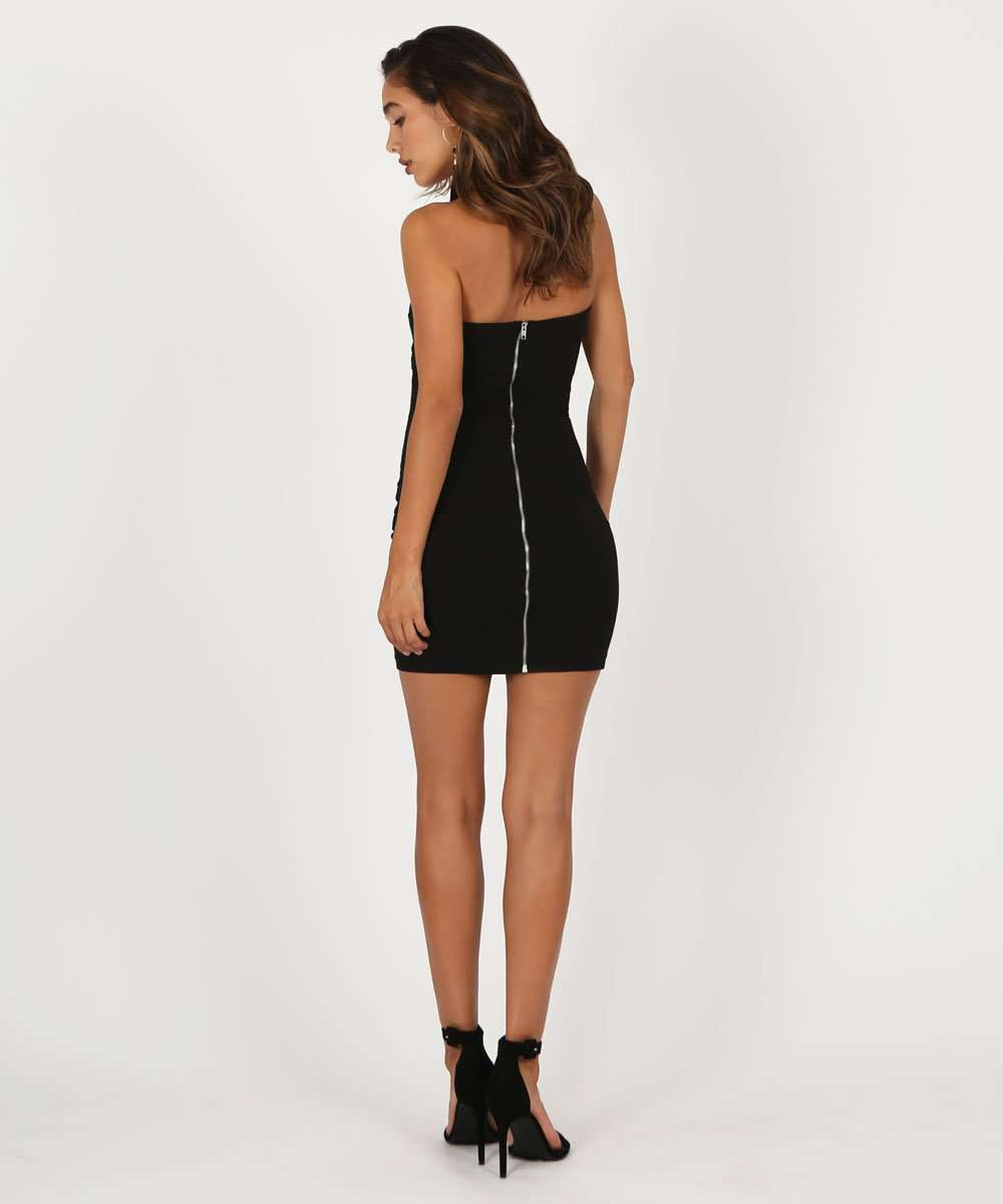 Tess Bodycon Dress-Speechless