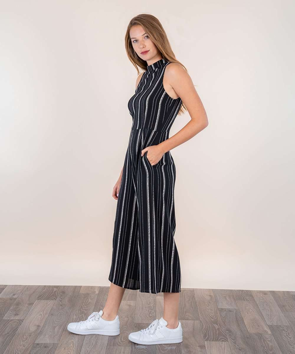 Mock This Way Jumpsuit