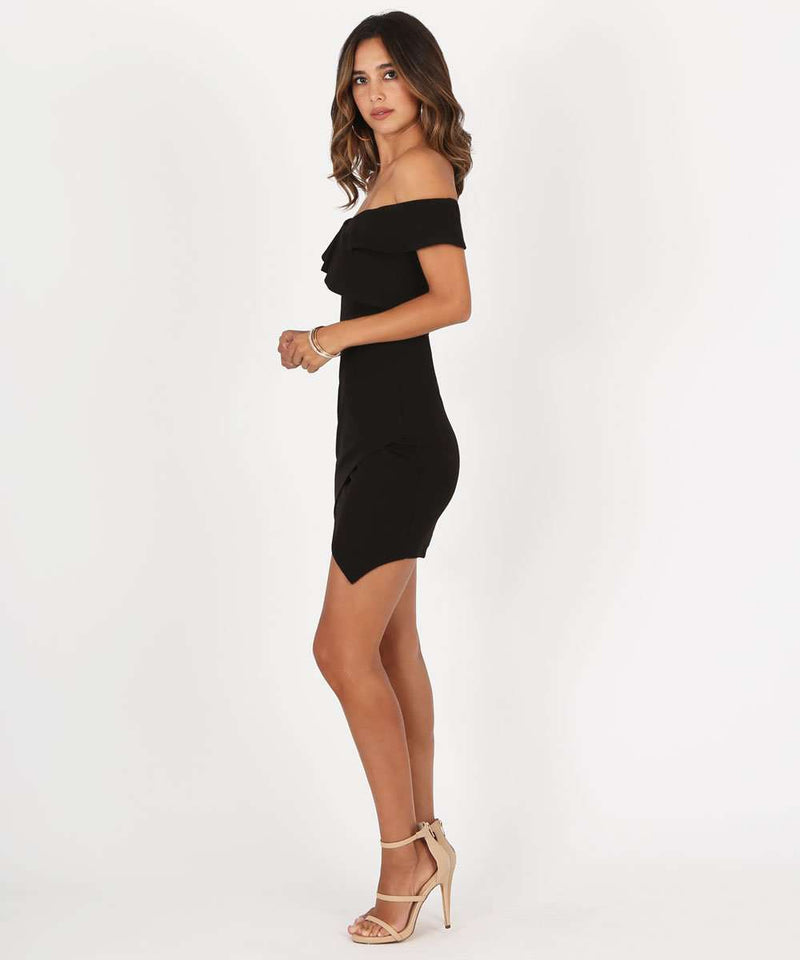 Night Out Bodycon Dress-Speechless