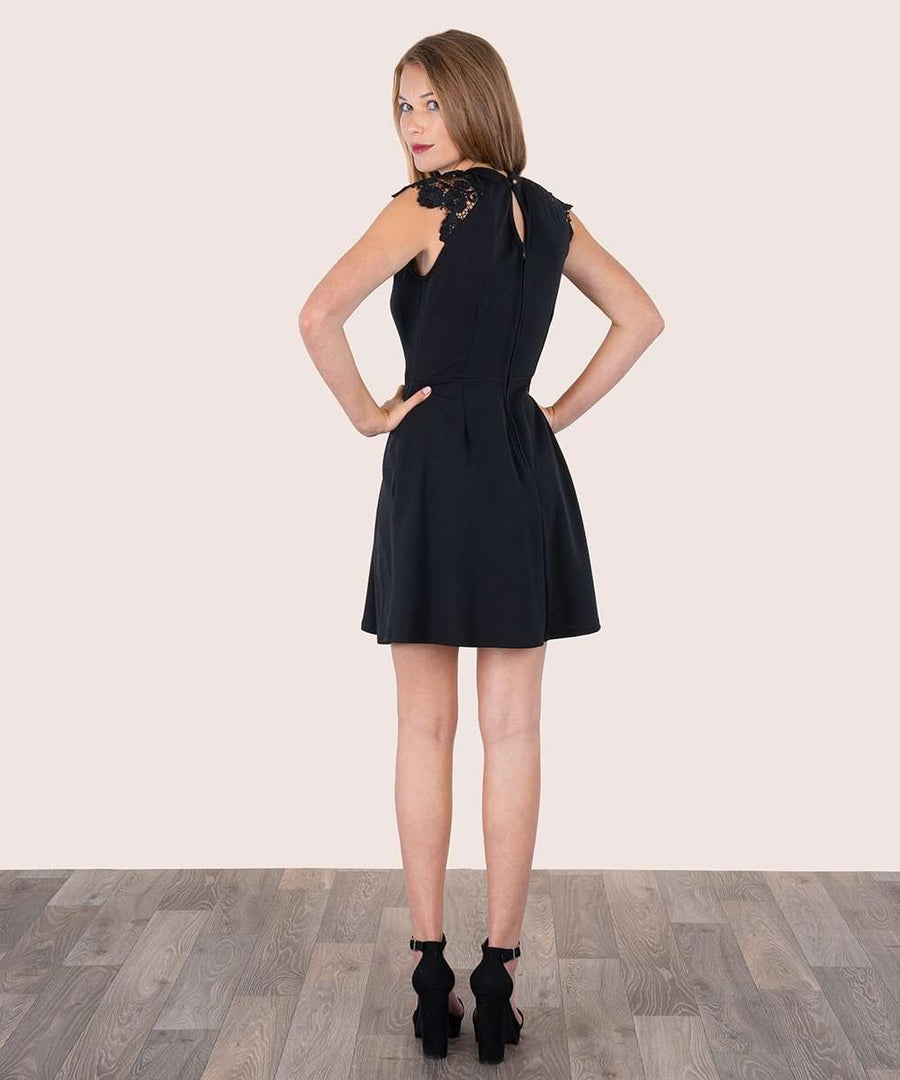 Madeline Skater Dress-Dressy Dresses-Speechless