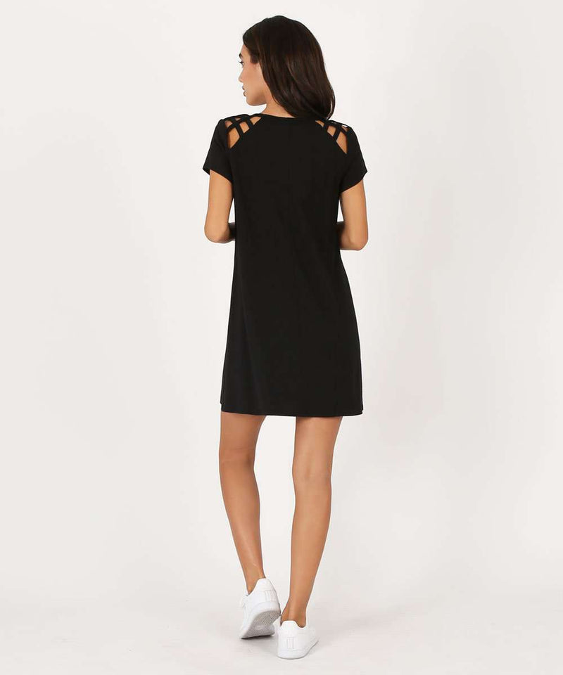 Huntington Shift Dress-Speechless