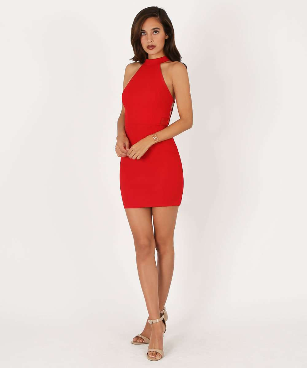 Avery Bodycon Dress