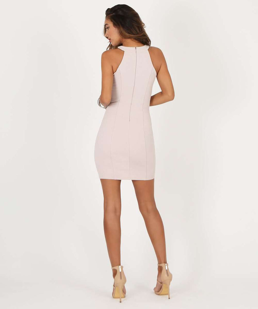 Call Me Maybe Bodycon Dress-Dressy Dresses-Speechless
