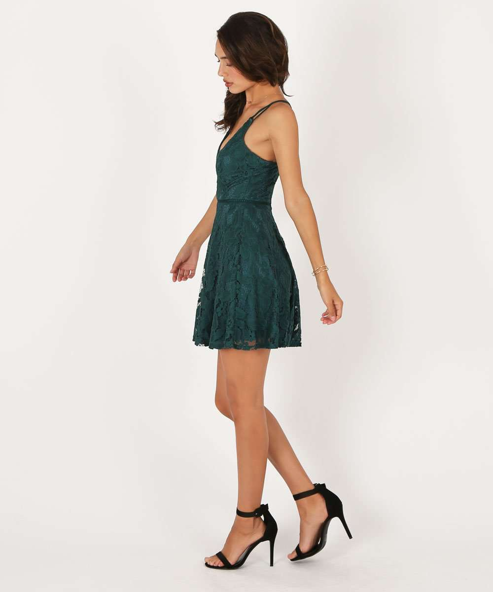 Lucy Skater Dress-Speechless